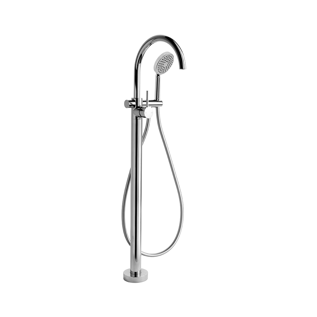 City Stik Bath Mixer Set with Handshower