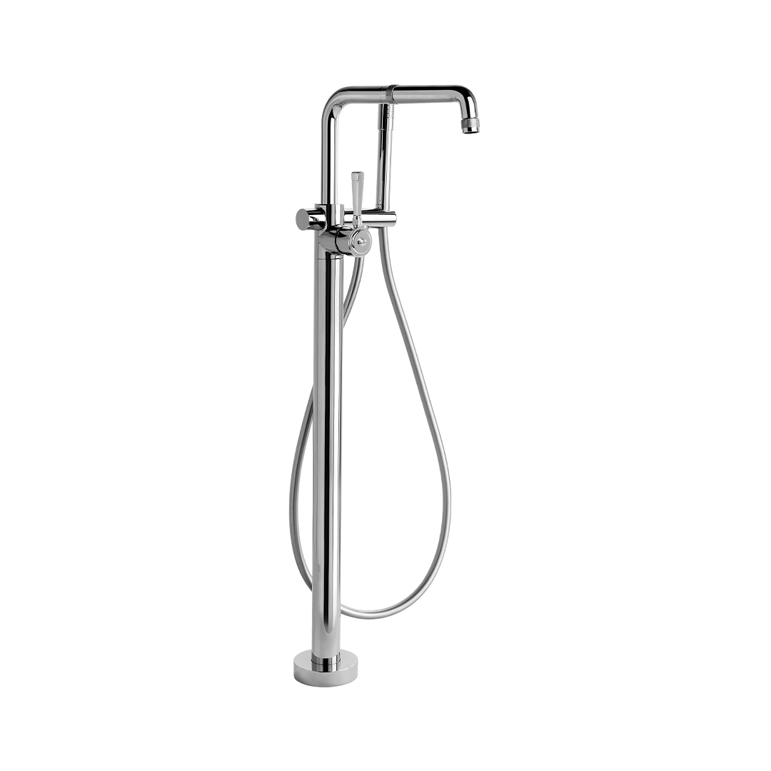 Industrica Bath Mixer with Handshower